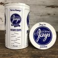 画像2: Vintage JAYS Potatochips Tin Can (S193) (2)