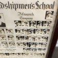 画像7: 40s Vintage U.S.Naval Resrve Midshipman's School (S189)