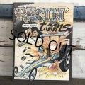 Vintage Racin'toons Magazine Aug '72 (S202)