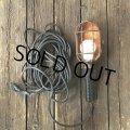 Vintage Industrial Trouble Lamp (S217)
