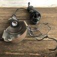 画像5: Vintage Industrial Trouble Lamp (S215)