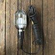 画像1: Vintage Industrial Trouble Lamp (S215) (1)