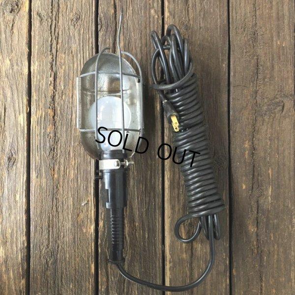 画像1: Vintage Industrial Trouble Lamp (S215)