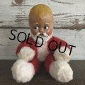 50s Vintage Knickerbocker Baby Santa Doll (S220)