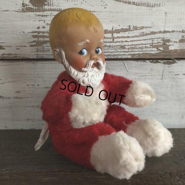 画像2: 50s Vintage Knickerbocker Baby Santa Doll (S220)