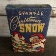 画像3: 30s Vintage Sparkle Chiristmas Snow Mica (S218)