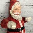 画像10: Vintage Santa Rubber Face Doll (S221)