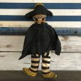 画像9: 【SALE】 70s Vintage McDonald's Pillow Doll HAMBURGLAR (S230) (9)
