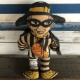 画像6: 【SALE】 70s Vintage McDonald's Pillow Doll HAMBURGLAR (S230) (6)