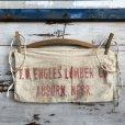 画像1: Vintage Advertising Work Apron T.W. ENGLES LUMBER CO (S236) (1)