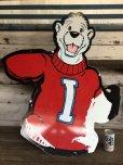 画像5: Vintage ICEE Polar Bear Giant Store Display Panel 165cm (S247)