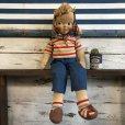 画像1: Vintage Bebop Bonnie Gund Doll (S252)  (1)