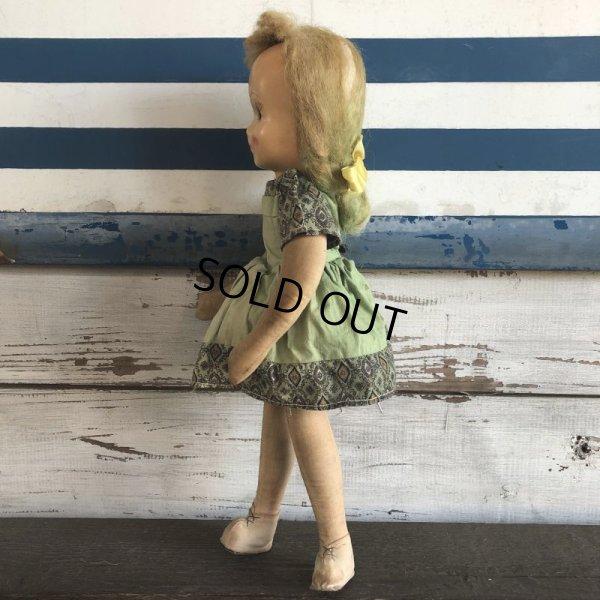 画像2: Vintage Girl Doll (S250)