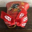 画像4: 90s Vintage WB Daffy Duck Christmas Ball Ornament (S271)