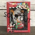 90s Vintage WB Daffy Duck Ornament (S261)