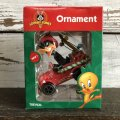 90s Vintage WB Daffy Duck Ornament (S262)