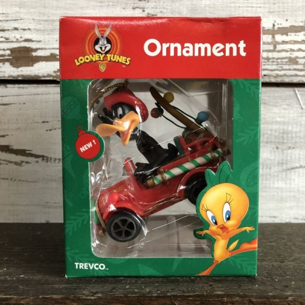 画像1: 90s Vintage WB Daffy Duck Ornament (S262)
