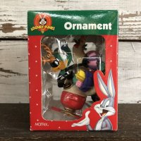 90s Vintage WB Daffy Duck Ornament (S264)