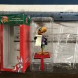画像2: 90s Vintage WB Daffy Duck Stocking Hanger (S257) (2)