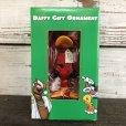 画像1: 90s Vintage WB Daffy Gift ornament (S259) (1)