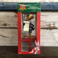 画像1: 90s Vintage WB Daffy Duck Stocking Hanger (S257) (1)