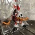 画像3: 90s Vintage WB Daffy Duck Candy Cane Ornament (S260)