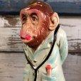 画像7: Vintage Chaikware Chimpanzee Psychedelic Doctor (S256)