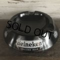 60s Vintage Liquor Advetising Ashtray Heineken (S260)
