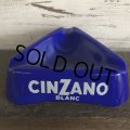 Vintage Liquor Advetising Ashtray CINZANO (S259)