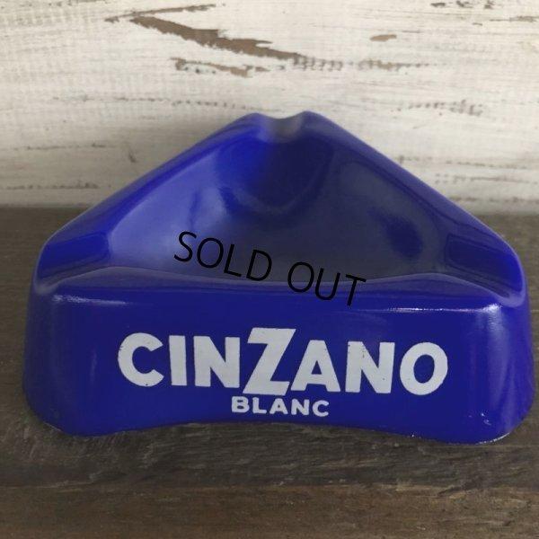 画像1: Vintage Liquor Advetising Ashtray CINZANO (S259)