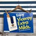Vintage VICEROY Cigarette Tabacco Poster Sign (S284)