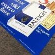 画像3: Vintage RALEIGH Cigarette Tabacco Poster Sign (S280)  (3)