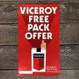 画像6: Vintage VICEROY Cigarette Tabacco Poster Sign (S283)