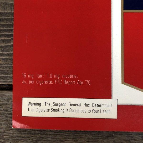 画像2: Vintage VICEROY Cigarette Tabacco Poster Sign (S283)