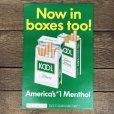 """画像5: Vintage KOOL """"America's #1 Menthol"""" Cigarette Tabacco Poster Sign (S288)"""