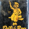 画像6: Vintage Dutch Boy Paint Linseed Oil One Quart Can (S295)