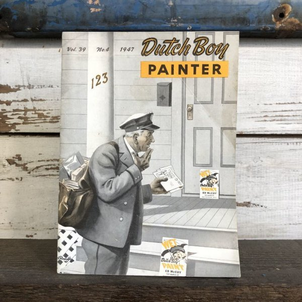 画像1: 40s Vintage Dutch Boy Paint Magazine (S293)