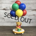 80s Vintage Sears Winnie the Pooh Balloons Lamp (S304)
