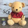 70s Vintage Disney Winnie the Pooh Plush Doll 45cm (S303)