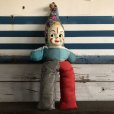 画像8: Vintage Celluloid Face Clown Doll 60cm (S322) (8)