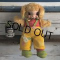 Vintage Rubber Face Bunny Doll (S328)