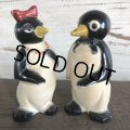 50s Vintage KOOL WILLIE & MILLIE S&P Shakers (S330)
