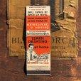 画像1: Vintage Matchbook Learn Drafting at home (MA1809) (1)
