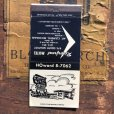 画像1: Vintage Matchbook Riverbrout Motel (MA1742) (1)