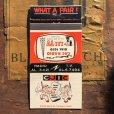画像1: Vintage Matchbook CJIC RADIO (MA1786) (1)