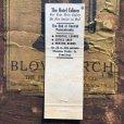 画像2: Vintage Matchbook HOTEL EDISON (MA1736) (2)