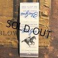 Vintage Matchbook Blue Glass Oceanfront Motel (MA1815)