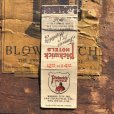 画像1: Vintage Matchbook Pickwick HOTELS (MA1729) (1)