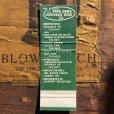画像2: Vintage Matchbook Best Western Motel Pine Cone Inn (MA1782) (2)