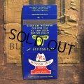 Vintage Matchbook J.R's Motor Inn (MA1776)